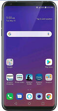 New LG  V35 ThinQ 64GB Black GSM Unlocked (AT&T) - LG Warranty