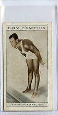 (Gs522-JB) Phillips BDV, Whos Who in Aust Sport, Pringle / Charlton 1933 VG-EX