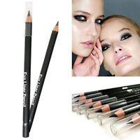 2Pcs Makeup Tool Cosmetic Long-Lasting Eyeliner Pencil Waterproof Black