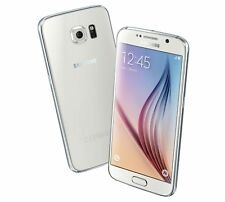 "Samsung Galaxy S6 G920T 32GB 16MP 3GB RAM 4G LTE GPS 5.1"" Libre TELEFONO MOVIL"