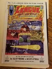 americas best comics league of extraordinary gentlemen 1 1999 preowned ungraded