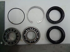 PORSCHE 924  944 REAR  AXLE WHEEL  BEARINGS 76 TO 85 NEW BEARINGS SEALS CIRCLIPS