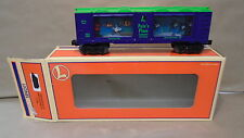 Lionel railroader club animated aquarium car 6-19965 petes place freshwater fish