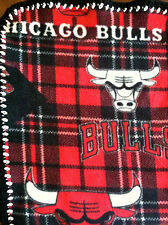 Chicago Bulls Fleece Baby Blanket/Bulls Baby Blanket/Chicago Bulls Fleece