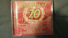 COMPILATION - THE BEST OF 70. VOLUME 1. CD