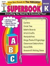 The Mailbox Superbook, Kindergarten: Your Complete Resource for an Entire Year