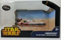 Star Wars Diecast Vehicle Landspeeder, For 3+, Exclusive From Disney Store