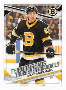 2020-21 Topps NHL Hockey Mini Sticker Singles #440-666 (Pick Your Sticker Cards)
