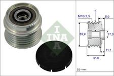 Generatorfreilauf für Generator INA 535 0005 10