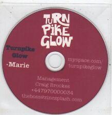 (ET962) Turn Pike Glow, Marie - DJ CD