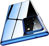 Handy Hülle für Samsung Note 20 /Ultra Case Schutzhülle Silikon Cover Schutzglas