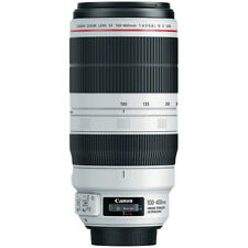 Canon EF100-400mm f/4.5-5.6L IS II USM L Lens EXCELLENT CONDITION! Canon CarePak