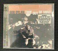 BOB DYLAN - TIME OUT OF MIND 1998 AUSTRALASIAN TOUR EDITION 2 CD SET VGC RARE