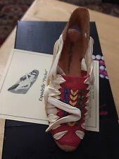 Raine Just The Right Shoe Beverly Feldman Espadrille Pacha 25328