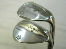 New Titleist SM6 Chrome Wedge set 56.08M SW 60.04L LW - Wedges Vokey
