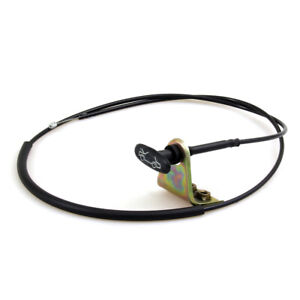 HOOD RELEASE CABLE NEW FIT NISSAN DATSUN 520 720 620 PICKUP TRUCK 1960-1970 UTE