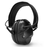 Tactical Electronic Shooting Earmuff Noise Reduction Foldable Hearing Protector
