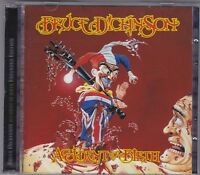 Bruce Dickinson - Accident Of Birth - CD (2CD 1997 Sanctuary SMEDD197)