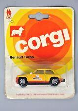 R&L Diecast: Vintage Corgi in Blisterpack No.102 Renault 5 Turbo, 1981
