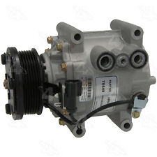 A/C  Compressor And Clutch- New   Four Seasons   78549