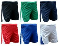 ACCLAIM Fitness Argentina Mens Football Shorts Polyester Tie Elasticated Seconds