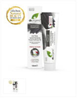 DR ORGANIC Toothpaste Activated Charcoal