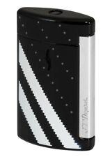 S.T. Dupont MiniJet-2  Sneakers schwarz Feuerzeug mit Single-Jetflamme - 010538