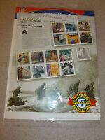 US Full MNH Sheet Celebrate the Century 1940 No #5 Sealed Stamp Stamps