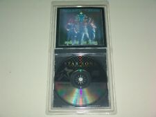 BARREN CROSS - ROCK FOR THE KING - LONG BOX CD - RARE ORIGINAL STAR SONG 1986