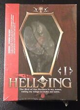 HELLSING ULTIMATE SERIES 1 Limited 2-Disc DVD SteelBook w/ ARUCARD Figurine Rare