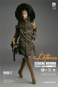 1/6 i8TOYS NO.72C323 Katherine Serene Hound Troop Female Figure Full Set