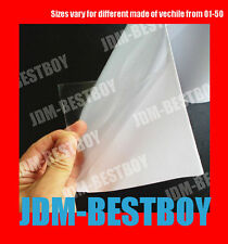 """60"""" UNIVERSAL Multifunction Clear Film for Car Mirror Fuel Cover Tail Light Head"""