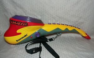 1998 Kawasaki SAX-A-BOOM Toy Electronic Saxophone Tenacious D Working w Strap