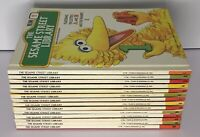 Vintage ' The Sesame Street Library ' Vol 1 - 15 Book Set Complete 1978 FreePost