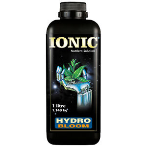 Ionic Hydro Bloom Hydroponics Nutrients Flower Booster