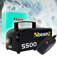Smoke Machine Fog Mist Haze Hazer Effect, 5L Fluid|DJ Disco Halloween Pack3