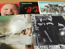 Joblot 5 x New Wave, Ska & Mod LP records inc. Style Council, Bad Manners, etc