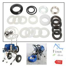 Airless Pump Repair Seal Ring Paint Spray Ultra Gracos 390 395 Replacement Kit