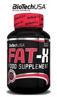 BIOTECH USA FAT-X 60 TABLETS | THE METABOLISM OF FATTY ACIDS | FAT BURNER !
