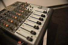 Behringer Xenyx 1204USB 12 Input 2/2 Bus Mixer With FX