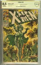 X-Men #50 Signed Jim Steranko CBCS 8.5 (not CGC) NO OFFERS