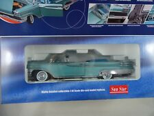 1:18 Sun Star Platinum #5151 1959 Mercury Parklane Convertible Turchese - Rarità