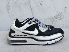 Mens Nike Air Max Wright Black/Grey Running Shoes 317551 006 US SZ 10.5 EUR 44.5