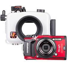 Ikelite 6233.07 Underwater Housing AND Olympus TG-5 Camera
