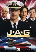 JAG ~ The Complete 3rd Third Season 3 Three ~ BRAND NEW 6-DISC DVD SET