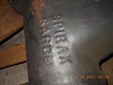 "SPIRAX SARCO CI-125 Y Strainer Cast Iron/ 5"" Flanged 54005 Make OFFER!"