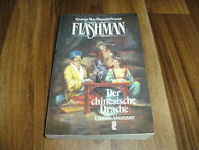George MacDonald Fraser -- FLASHMAN  7 / der chinesische Drache