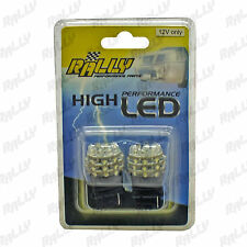 135 2 RALLY 36 LED 3156 WHITE LIGHT BULB 12V COMPATIBLE WITH MANY CARS