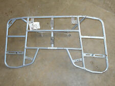 kawasaki prairie 650 kvf650 rear back luggage rack carrier 2002