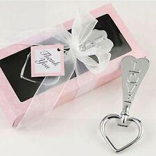 Favors Collection Cap Wedding Party Opener Love Heart Shape Beer Bottle